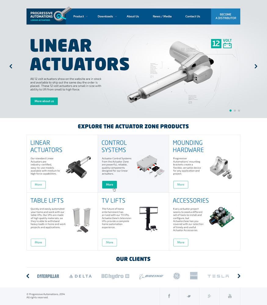 webdesign concept sample