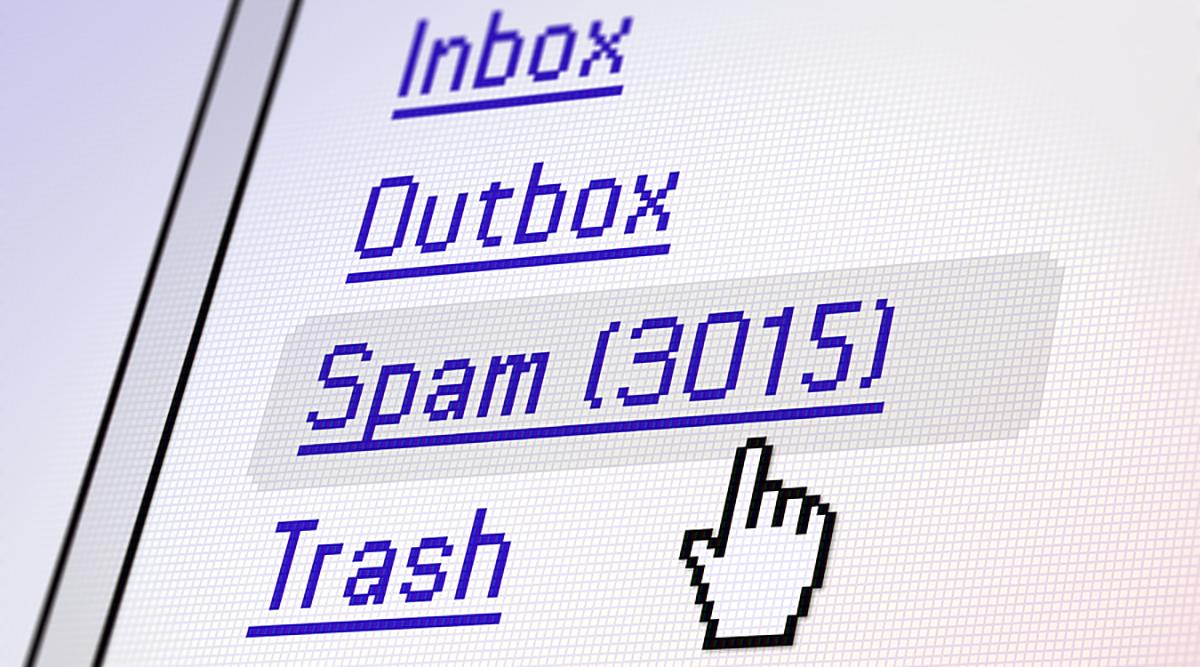 spam-folder