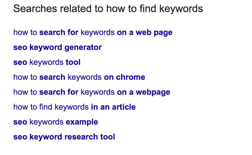Seo expert canada keywords help